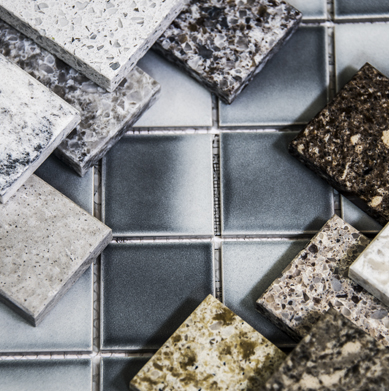 CEPM Granite and Stone Inc. Tile Design